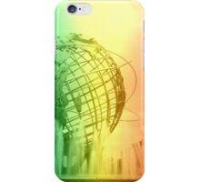 Pride Themed Unisphere - US Open iPhone Case/Skin