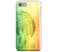 Pride Themed Unisphere - US Open iPhone Case/Skin