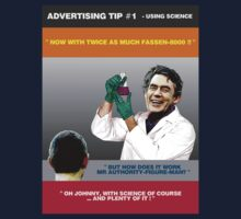 ADVERTISING TIP #1 - Using Science by Octochimp Designs