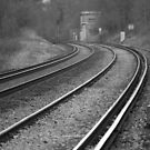 Sweeping tracks by Paul Morley
