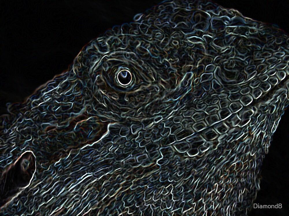 Matrix Lizard by Diamond8