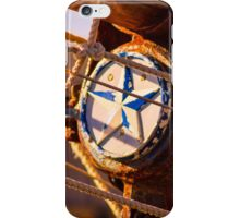 Seasoned Mariner iPhone Case/Skin
