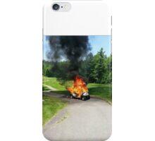 GOLFIRE iPhone Case/Skin
