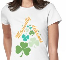 Magically Delicious Womens Fitted T-Shirt