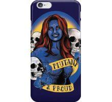 Mutant & Proud iPhone Case/Skin
