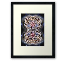 Snake Dance Framed Print