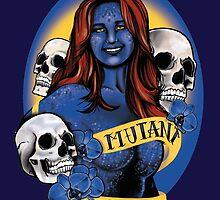 Mutant & Proud by jjlockhART