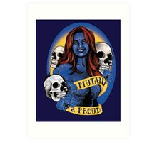 Mutant & Proud Art Print