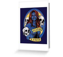 Mutant & Proud Greeting Card