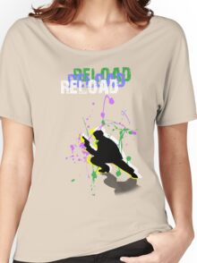 Reload!! Women's Relaxed Fit T-Shirt