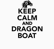 Keep calm and Dragon boat Unisex T-Shirt