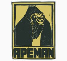 Apeman by wonder-webb