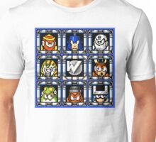 Megaman 4 Boss Select Unisex T-Shirt