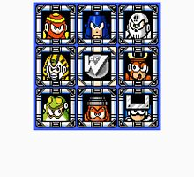 Megaman 4 Boss Select Unisex T-Shirt