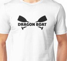 Dragon boat paddles Unisex T-Shirt