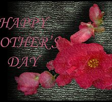 Begonia Happy Mother's Day by Rosemary Sobiera