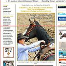 Stable Woman Gazette by Donna Ridgway