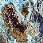 Blue blue ,Rockabilly Blues  [A rock] by Virginia McGowan