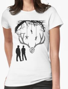 Detective Womens Fitted T-Shirt
