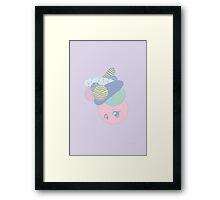 MokGori#06 Framed Print