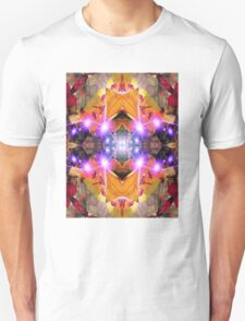 Abstract Flower T-Shirt