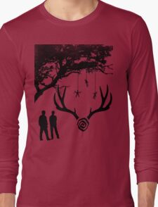 Detective #2 Long Sleeve T-Shirt