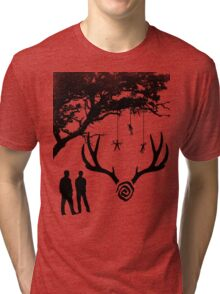 Detective #2 Tri-blend T-Shirt