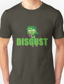 Disgust Inside out Unisex T-Shirt