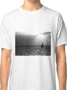 Serene Horizon Classic T-Shirt