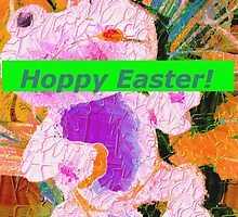 Hoppy Easter frog by ♥⊱ B. Randi Bailey
