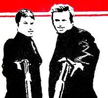 Boondock Saints by Clayton Fleshman