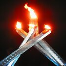 2010 Olympic Flame by smw24