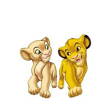 Simba and Nala by laurapm