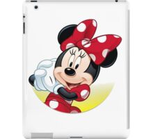 Lovely Minnie Mouse iPad Case/Skin