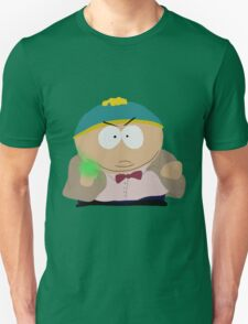 Doctor Who / South Park crossover T-Shirt