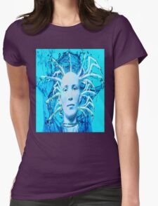 Blue Scorpion Womens Fitted T-Shirt