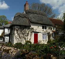 Quaint Cottage by Fay Freshwater