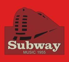 Subway Music 1955 One Piece - Long Sleeve