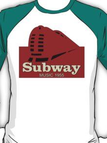 Subway Music 1955 T-Shirt