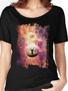 Death is the road to awe Women's Relaxed Fit T-Shirt