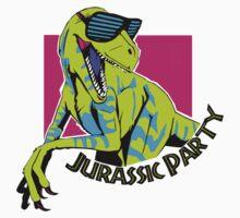 Raptor Party by stefanimorse
