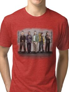 Breaking Bad/ The Usual Suspects (colour) Tri-blend T-Shirt