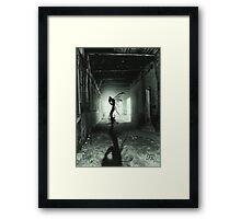 Skin Walker Framed Print