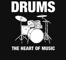 Drums The Heart Of Music decoration Hoodie