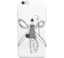 Sewing Angel iPhone Case/Skin