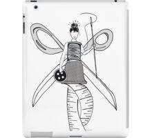 Sewing Angel iPad Case/Skin
