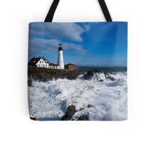 After the Storm - Portland Headlight Tote Bag