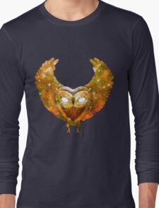 Cosmic Owl Long Sleeve T-Shirt
