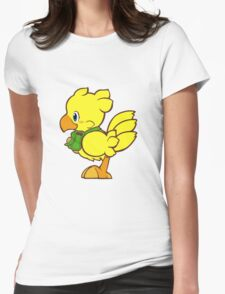 Cute Chocobo Final Fantasy Funny T-Shirt