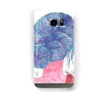 Blue Braid Samsung Galaxy Case/Skin